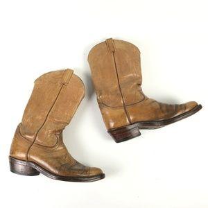 6050f7e4724 Tony Lama HD Western Work Boots DR01014 Sz 9